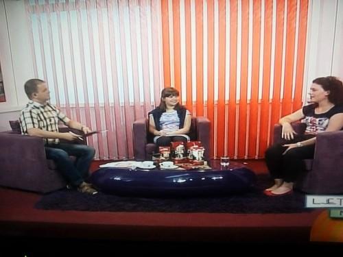 Gostovali smo u programu RTV TK