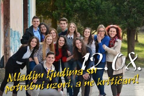 Slavimo Međunarodni dan mladih - 12.08.