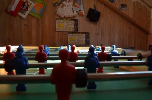 Soba za odmor - nalazi se u sredini trening kuće Labirint, kako bi korisnici usluga Labirinta pronašli mir, pročitali knjigu, interesantnu brošuru, igrali društvene igre ili samo razgovarali...