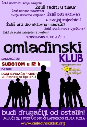 Omladinski klub 2013