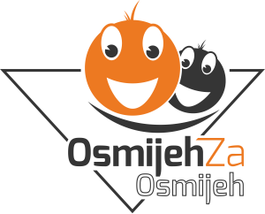 """Novi logo Organizacije """"Osmijeh za Osmijeh"""" 2016"""